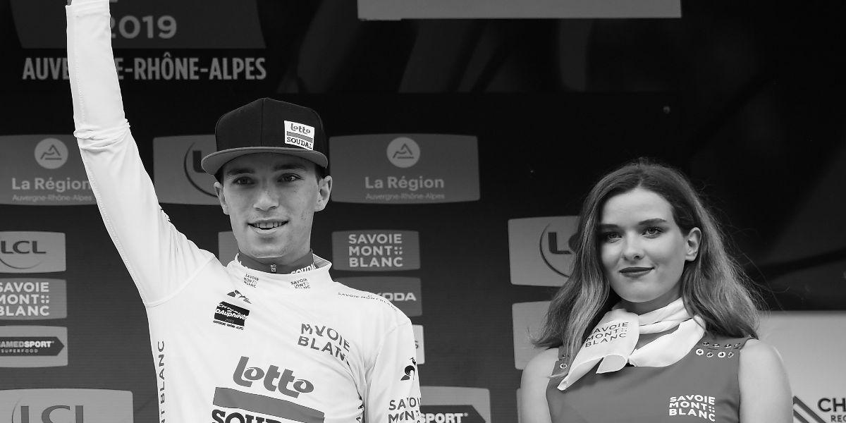 Revelan el video de la brutal caída que causó la muerte del ciclista belga en el Tour de Polonia