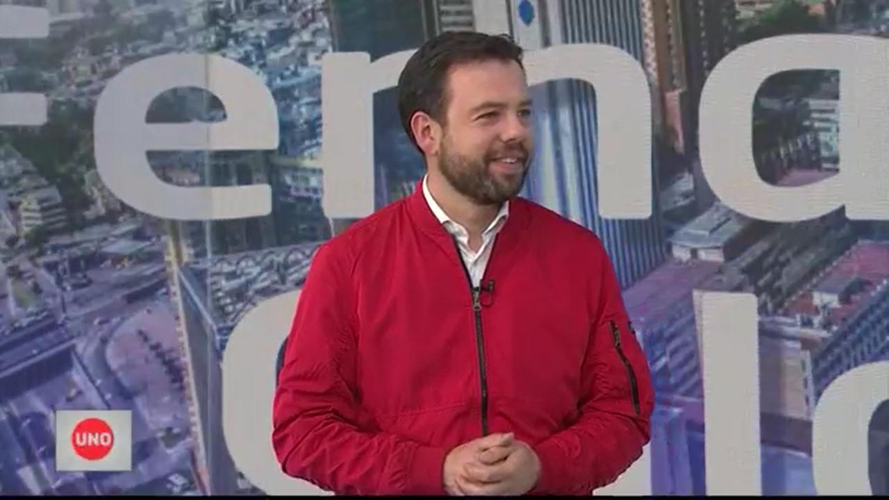Carlos F. Galán: «Bogotá necesita un alcalde en la calle, no uno que solo piense en qué va a trinar»