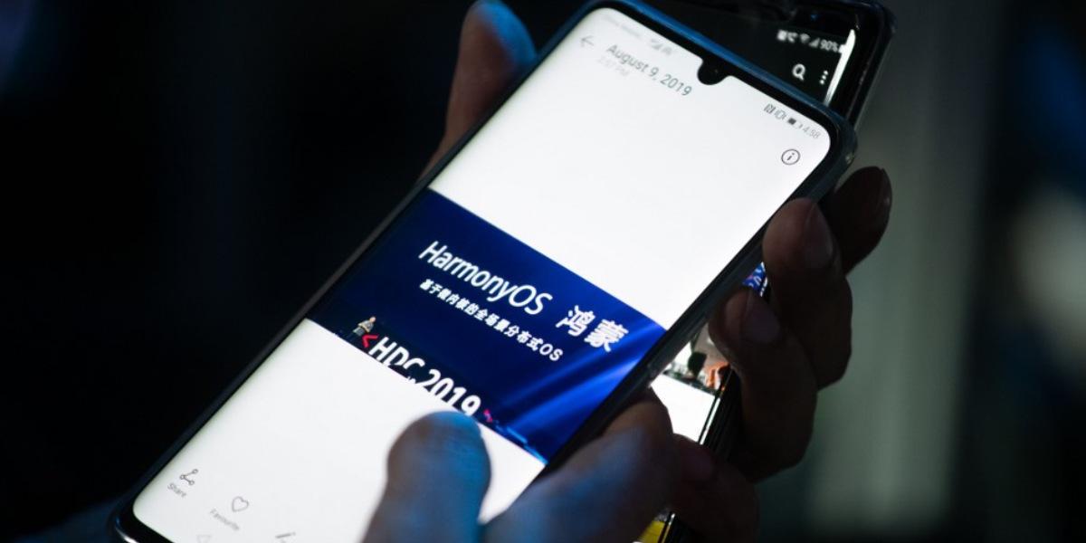 Huawei presenta su sistema operativo HarmonyOS