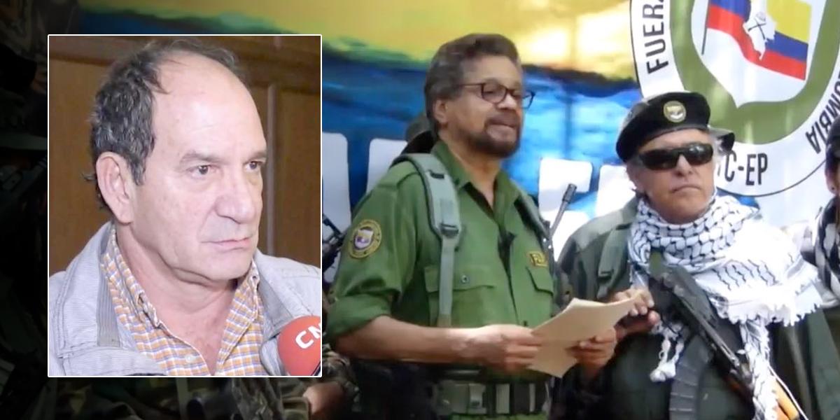 Decisión de Iván Márquez no tiene por qué cambiar el acuerdo de paz: Juan Carlos Henao