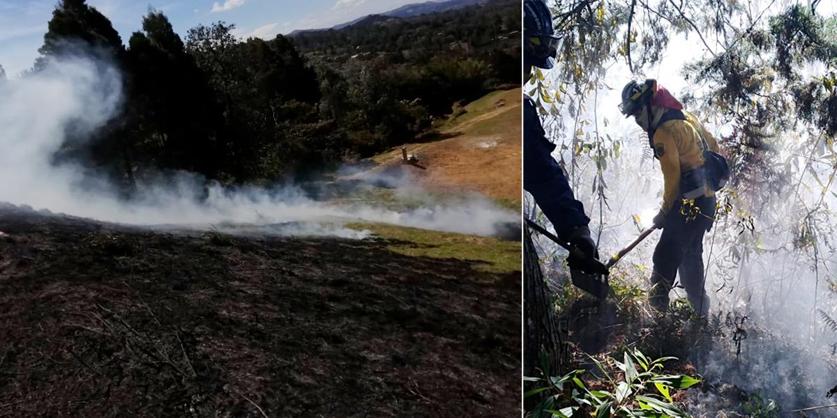 En alerta 82 municipios de Antioquia por probabilidad de incendios forestales