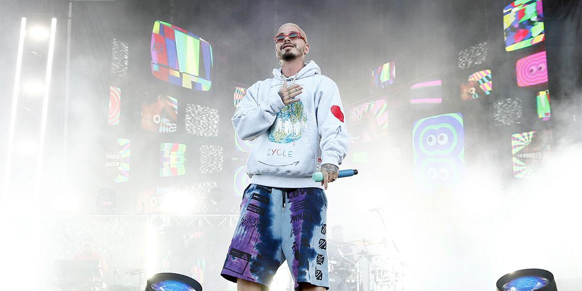 J Balvin se presenta este sábado en Lollapalooza; primer latino en el cartel oficial