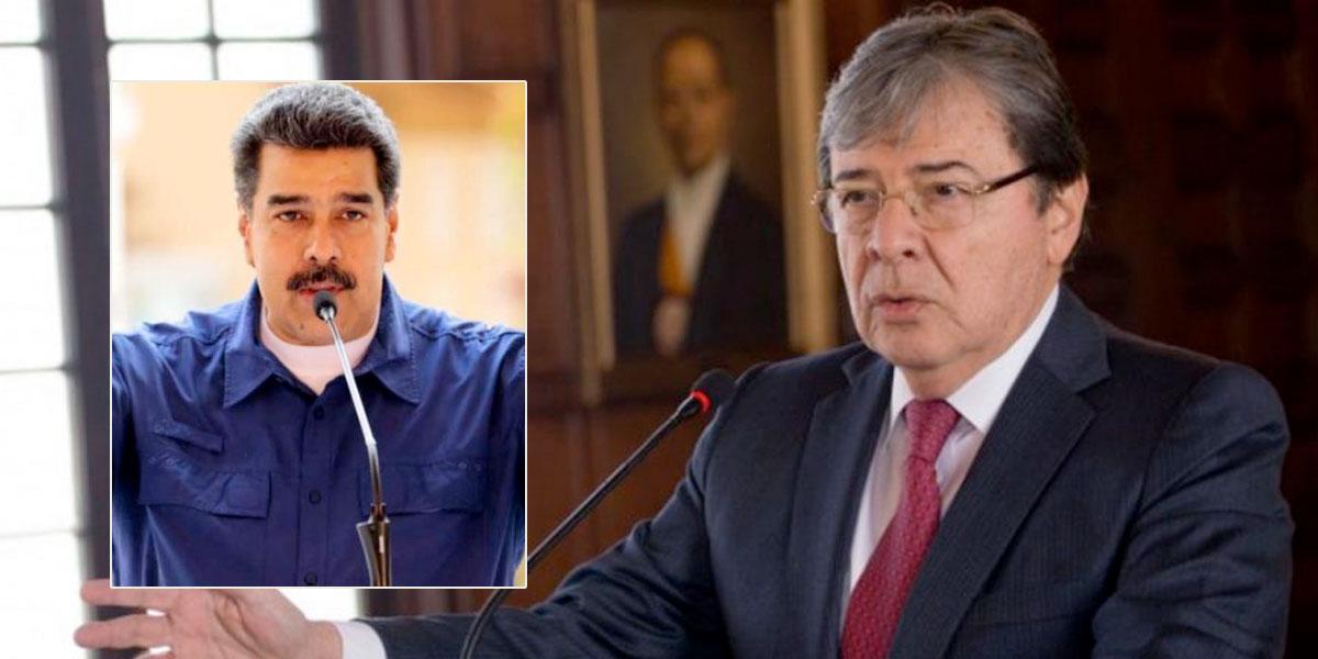 Canciller Trujillo rechaza acusaciones de Maduro sobre 'conspiración para asesinarlo'