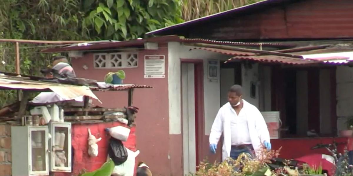 Encuentran sin vida al responsable de la masacre de una familia en Apía, Risaralda
