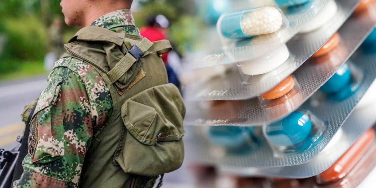 Ejército aplaza millonaria licitación para compra de medicamentos por presuntas anomalías
