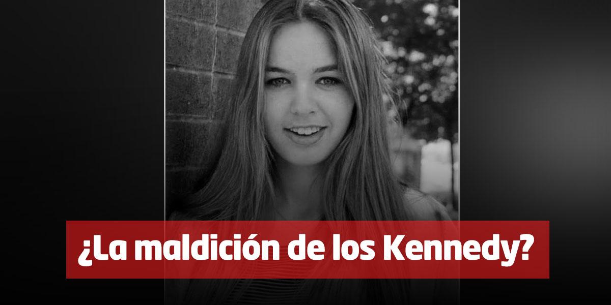 Muere la nieta del exsenador Robert Kennedy por sobredosis