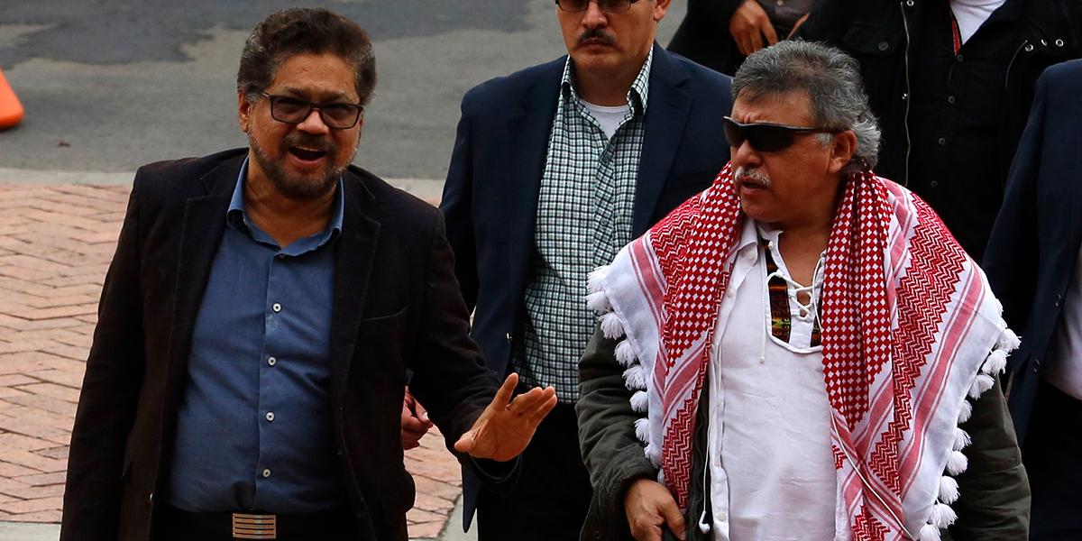 ¿Se prepara una nueva guerrilla con Márquez y Santrich a la cabeza?