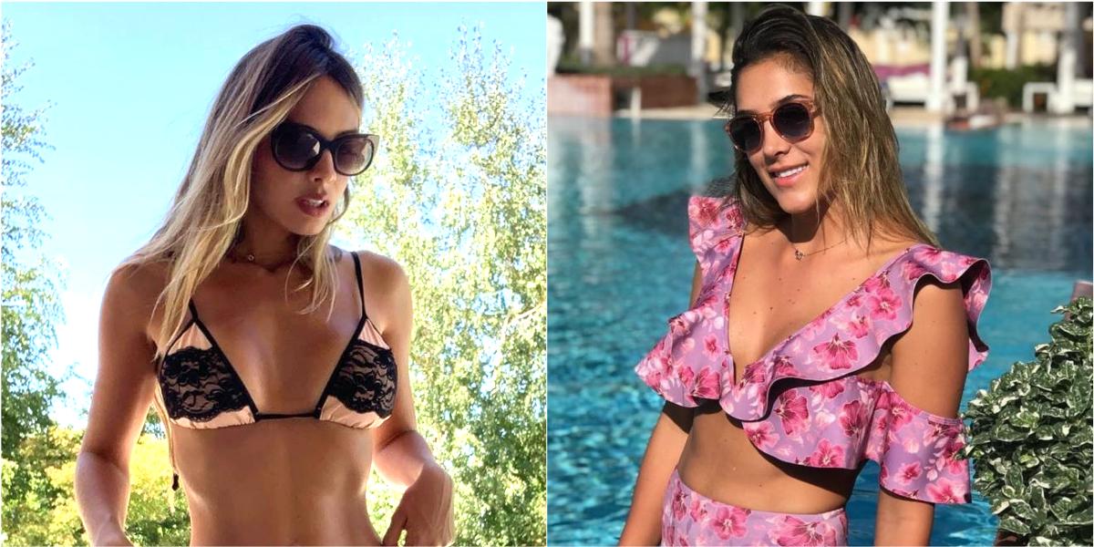Por estas fotos aseguran que Shannon de Lima y Daniela Ospina 'presumen' los lujos de James