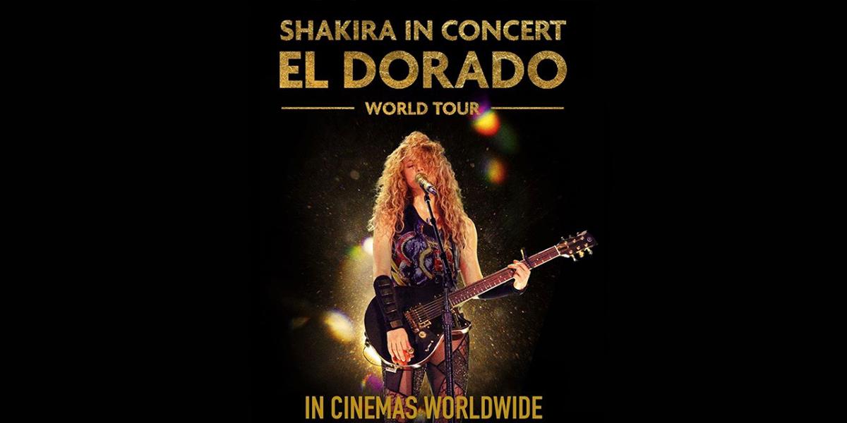 La gira mundial de Shakira que llegará al cine a finales de 2019
