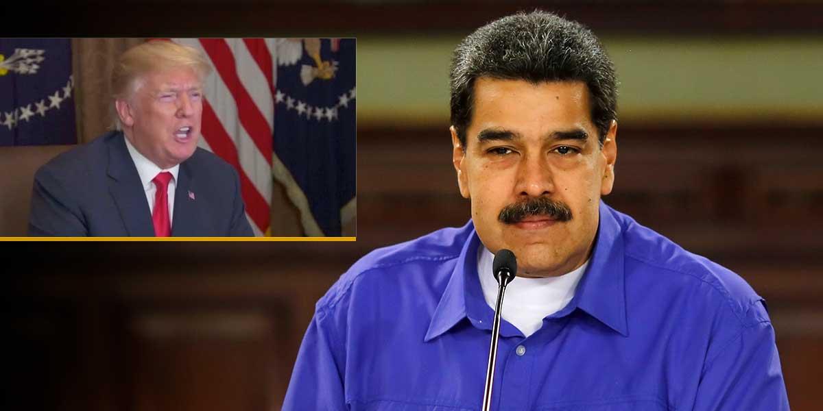 Nicolás Maduro confirma acercamientos de su Gobierno con Estados Unidos
