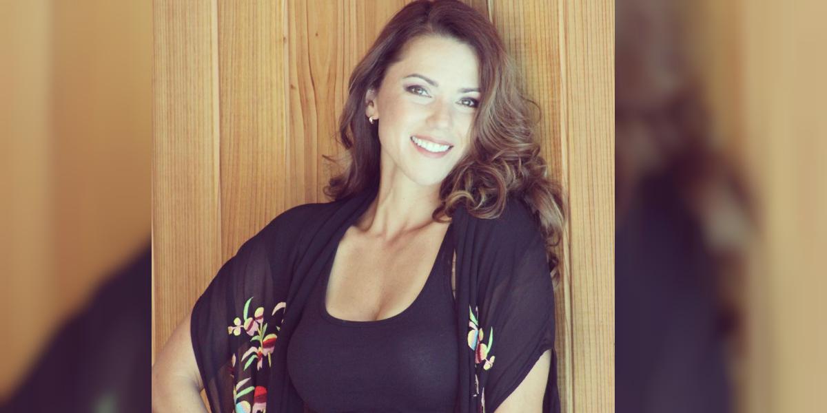 La actriz Valentina Rendón será mamá por primera vez a los 44 años