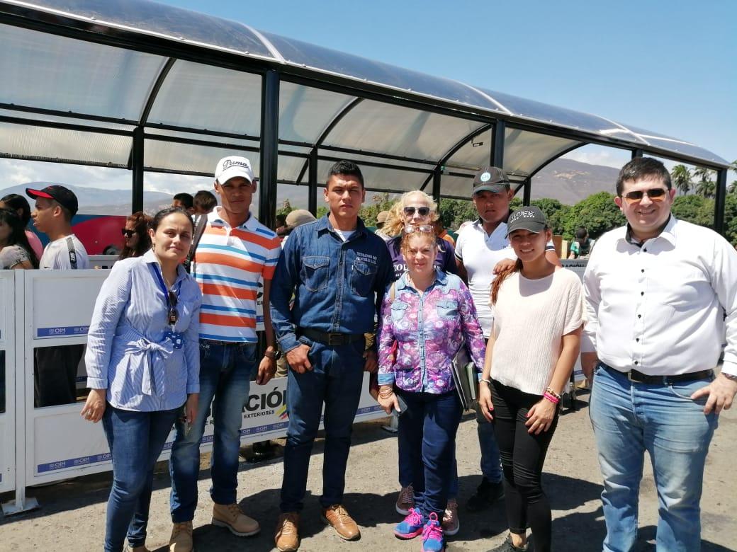 Joven operario retenido en Venezuela ya regresó a Colombia