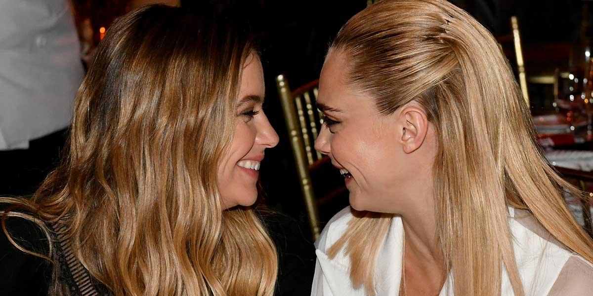La modelo Cara Delevingne y la actriz Ashley Benson se casan en Las Vegas