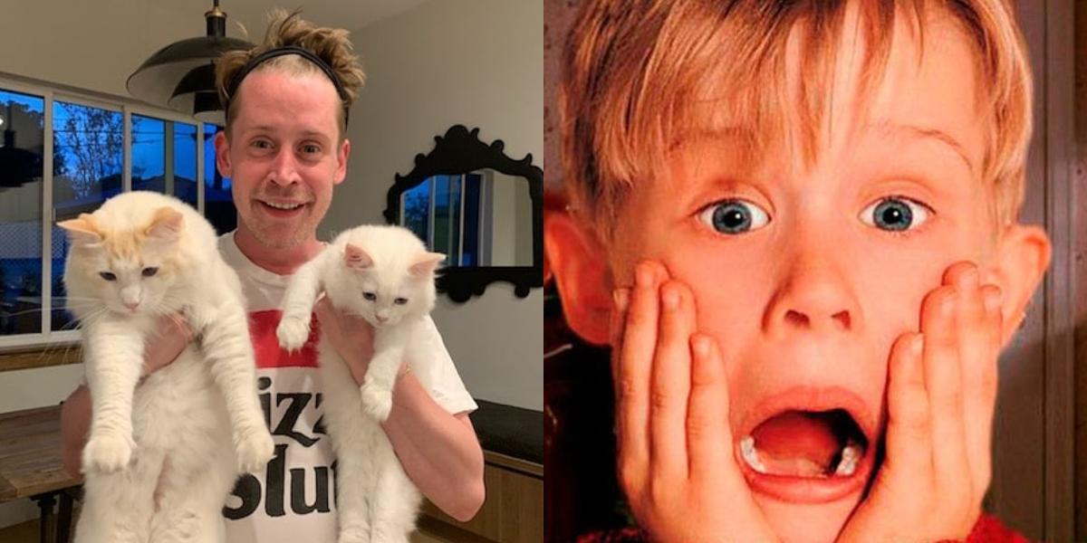 La memorable respuesta de Macaulay Culkin al remake de 'Mi Pobre Angelito'