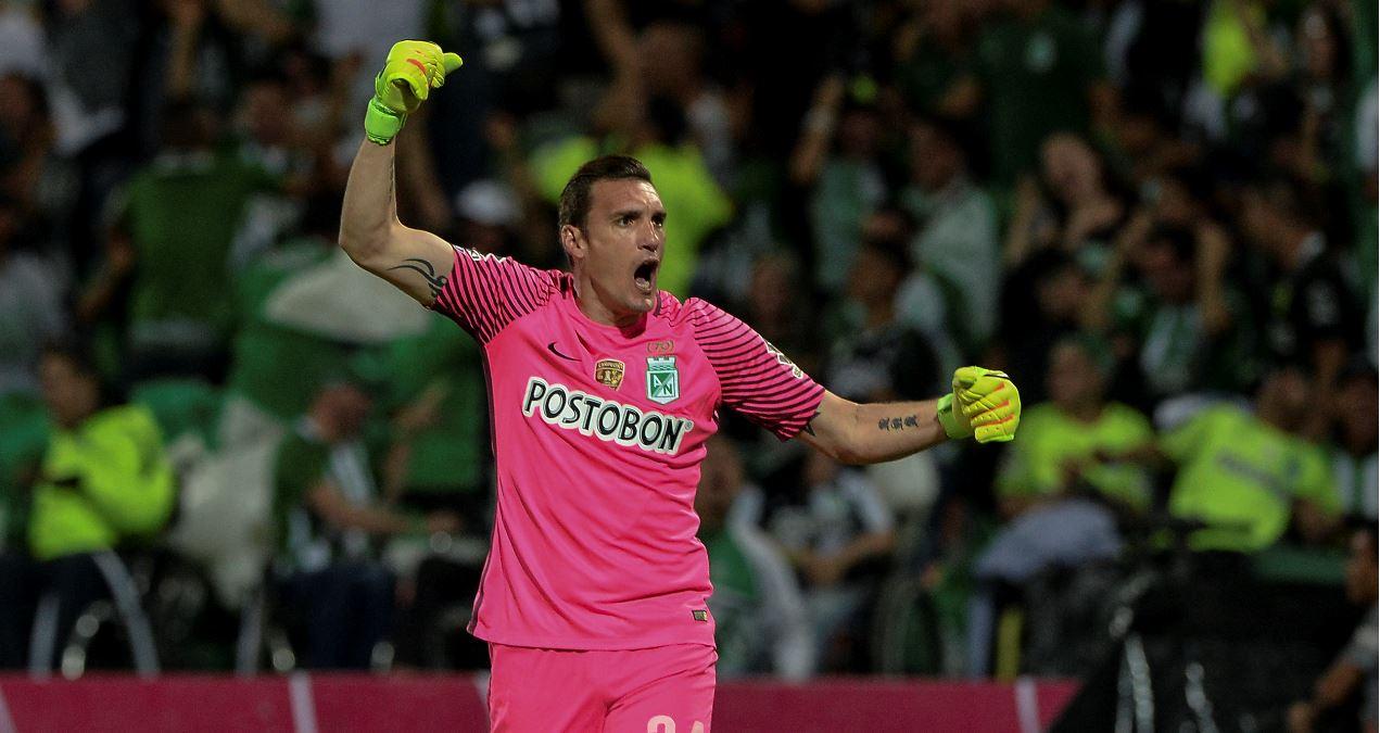 Armani ratificó su compromiso de volver a Colombia para retirarse en Atl. Nacional