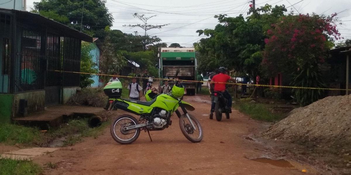 Consternación en Guaviare por un bebé muerto hallado en una bolsa de basura
