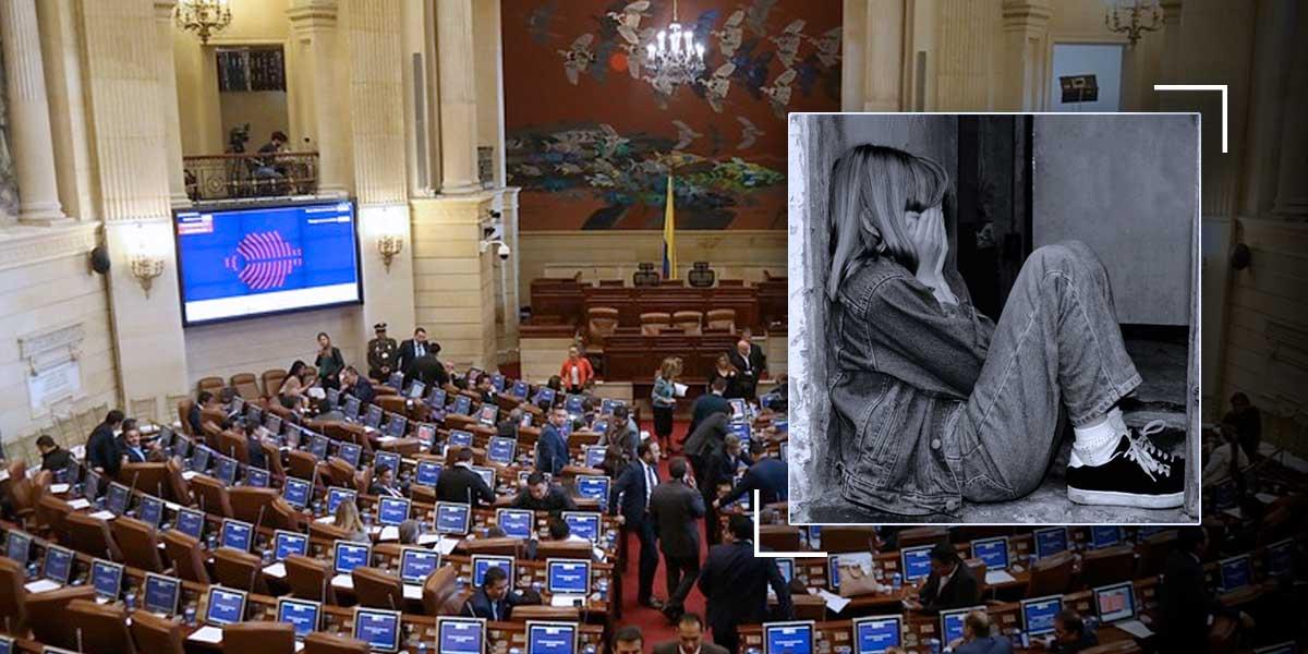 Empieza el debate en el Congreso sobre cadena perpetua para violadores de menores