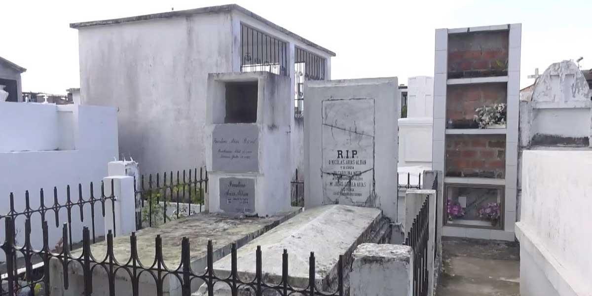 Intervienen el cementerio de Tumaco para hallar a 200 desaparecidos