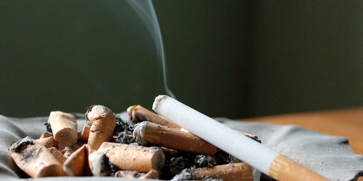 Radicales medidas toman las autoridades contra fumadores en Dayton, EE. UU.