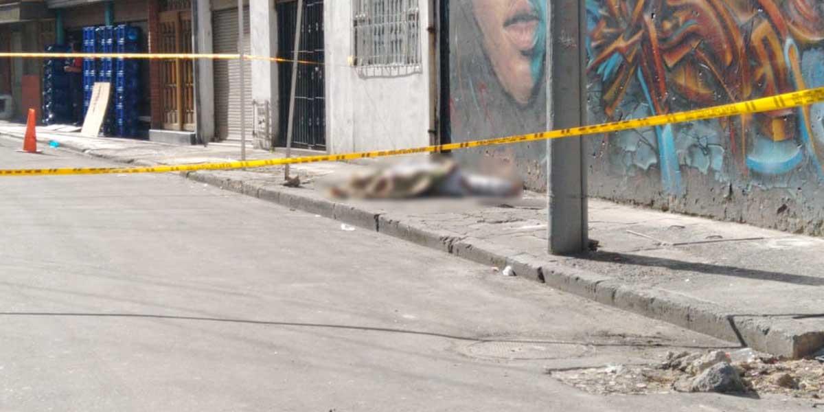 Revelan nuevos detalles sobre el hallazgo de un cadáver envuelto y amarrado en Chapinero