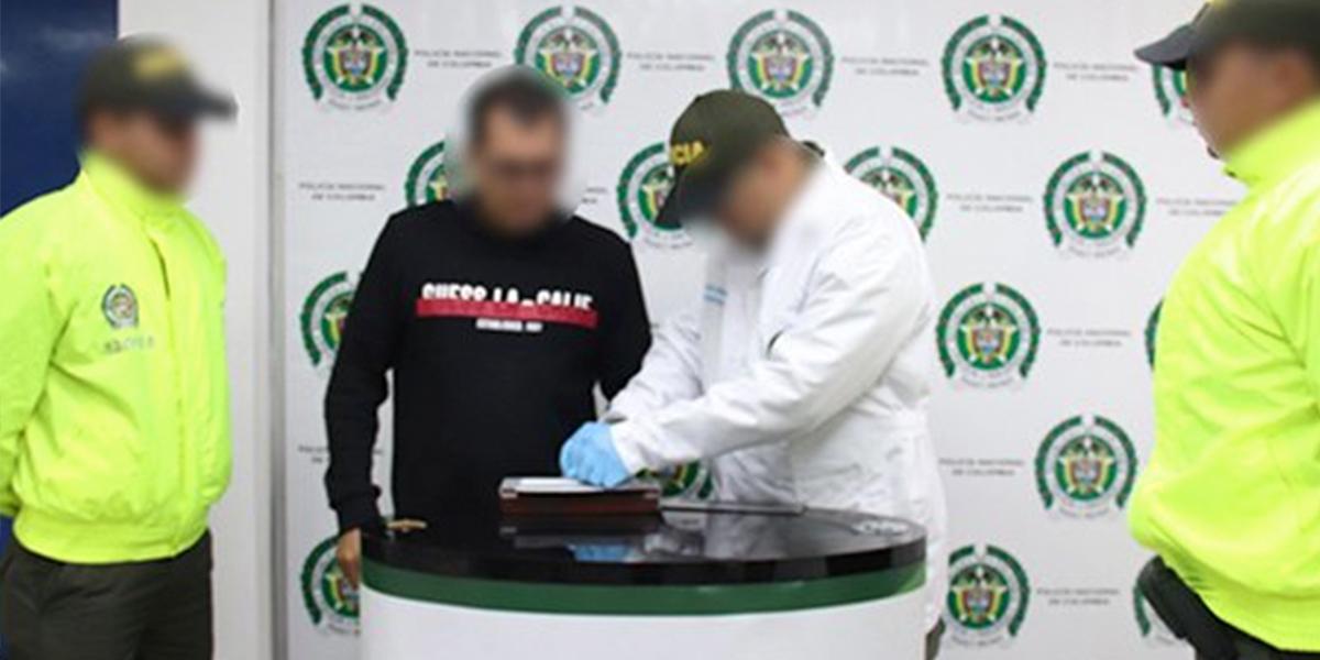 Detienen en El Dorado a mexicano pedido en extradición por EE. UU.