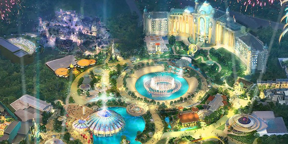 Universal construirá en Orlando un nuevo parque que hará volar la imaginación