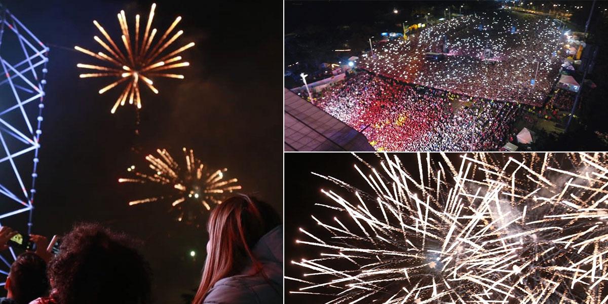 Las mejores fotos que deja el Festival de Verano de Bogotá