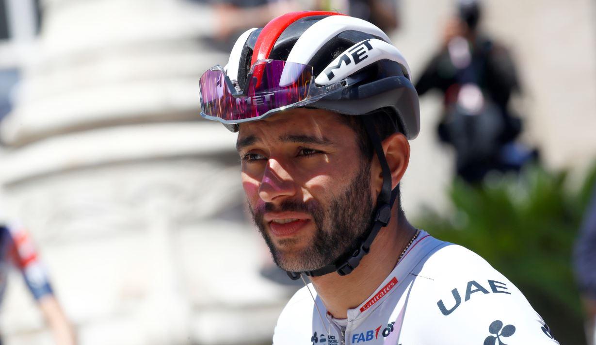 Fernando Gaviria ganó en China y es líder de la Vuelta Guangxi