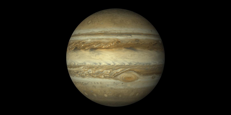 Científicos aseguran que Júpiter podría colisionar con un protoplaneta en los próximos años