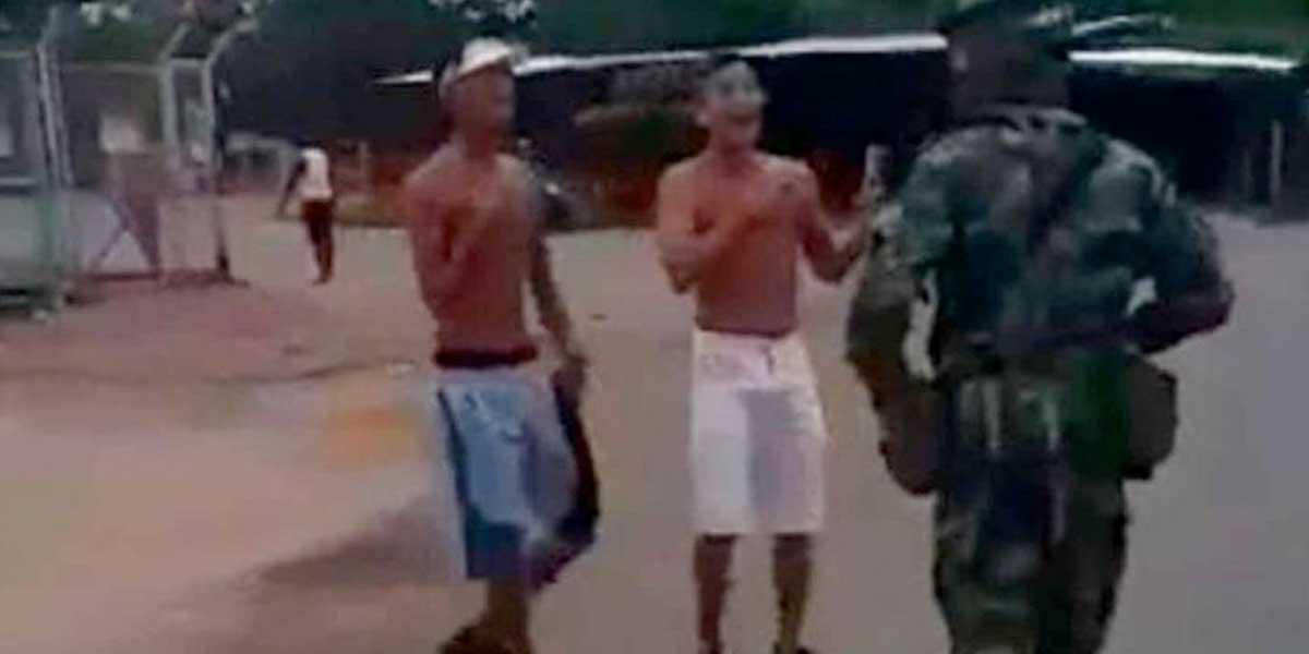 Familia del joven asesinado en base La Lizama demanda al Estado