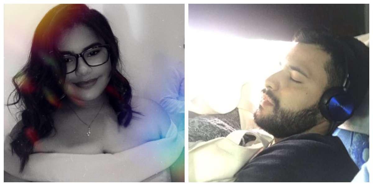 """Joven buscó en Twitter a la """"belleza"""" que se había encontrado en bus y la novia fue la que le respondió"""