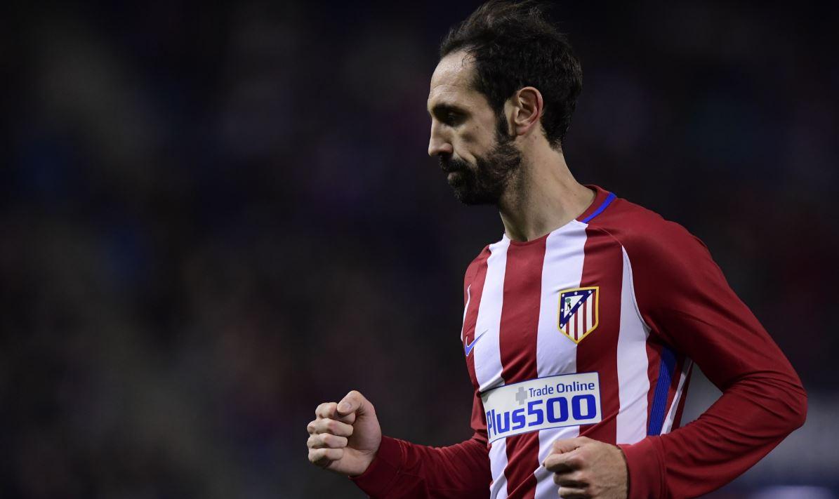 El español Juanfran, exlateral del Atlético Madrid, nuevo jugador del Sao Paulo