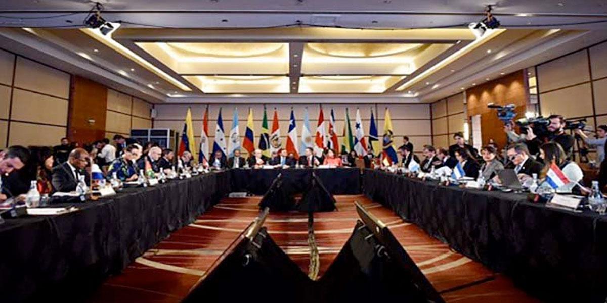 Grupo de Lima rechaza amenaza de Maduro de adelantar elecciones a la Asamblea Nacional