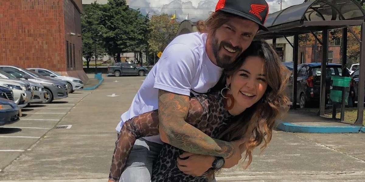 (Video) Maleja Restrepo confesó la aventura sexual que tuvo con Tatán Mejía en un lugar público