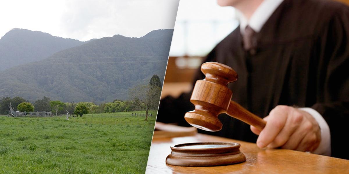 Condenados exasesor de Minagricultura y abogada por intentar obstruir restitución de tierras