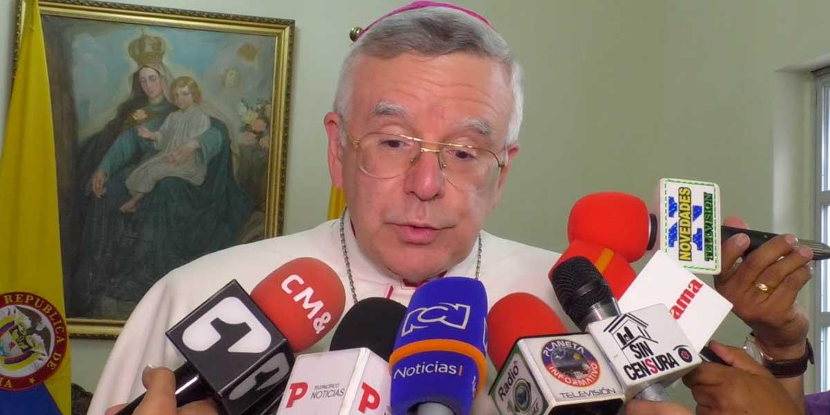'La paz tiene enemigos que no solo son políticos': representante diplomático de la Santa Sede
