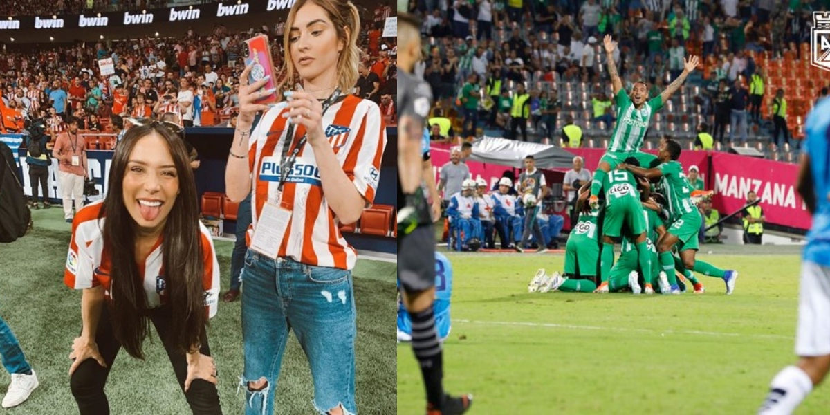 Luisa Fernanda W se despacha contra los medios