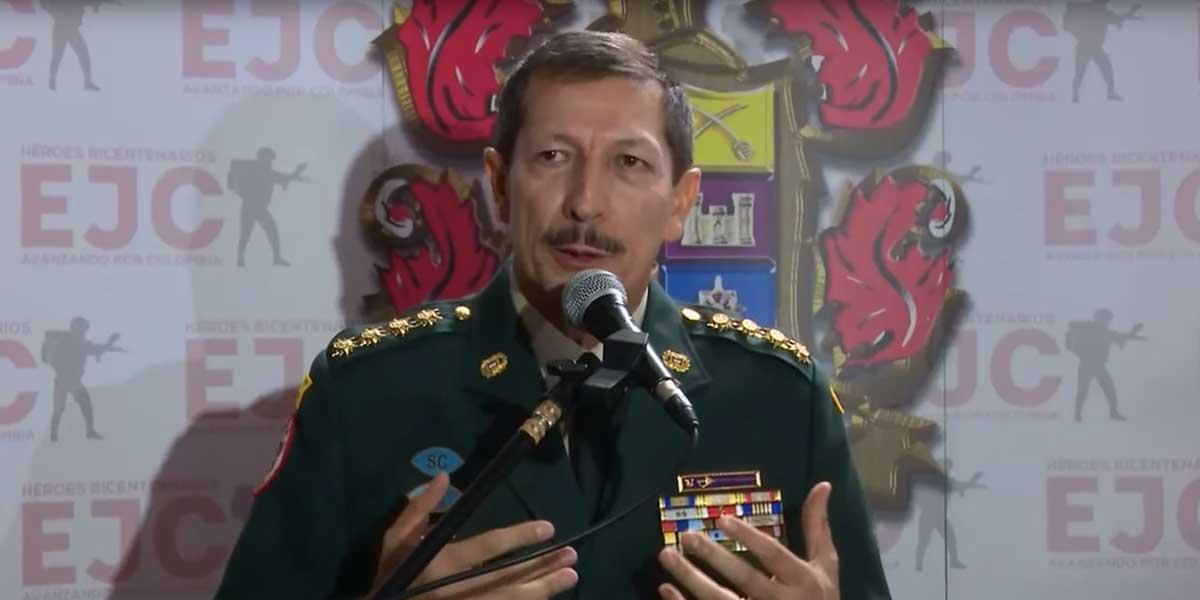Comandante del Ejército estaría promoviendo 'versión coordinada' para militares ante la JEP
