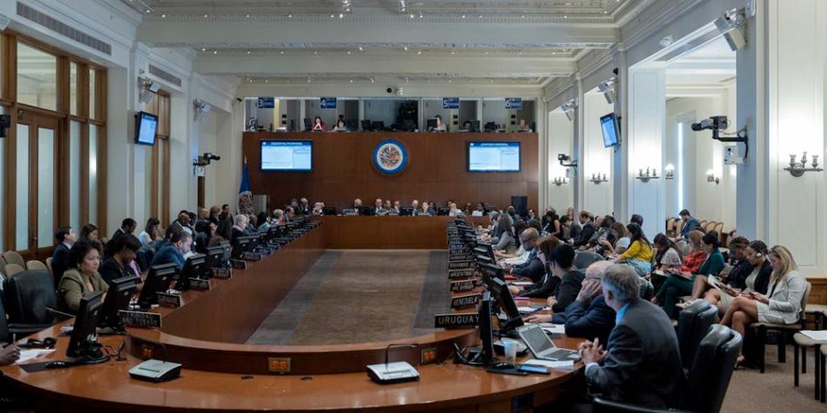 OEA convoca reunión este martes ante crisis en Bolivia