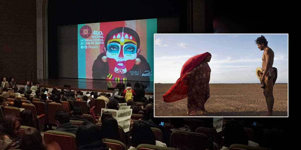Con la cuota colombiana de 'Pájaros de verano' se abrió el IV Festival de Cine en Quito