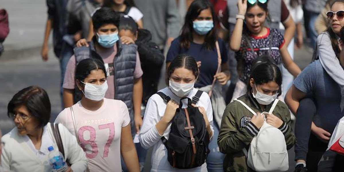¡Cuídese! La ola de frío en Bogotá podría afectar su salud