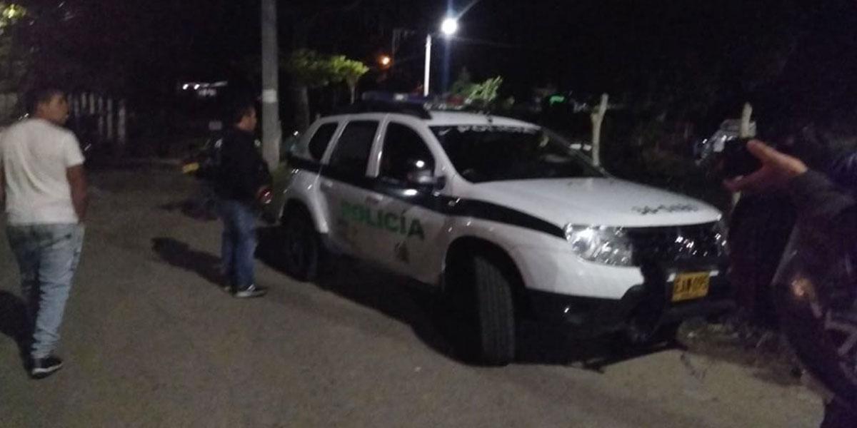Un policía herido deja ataque en Ocaña, Norte de Santander
