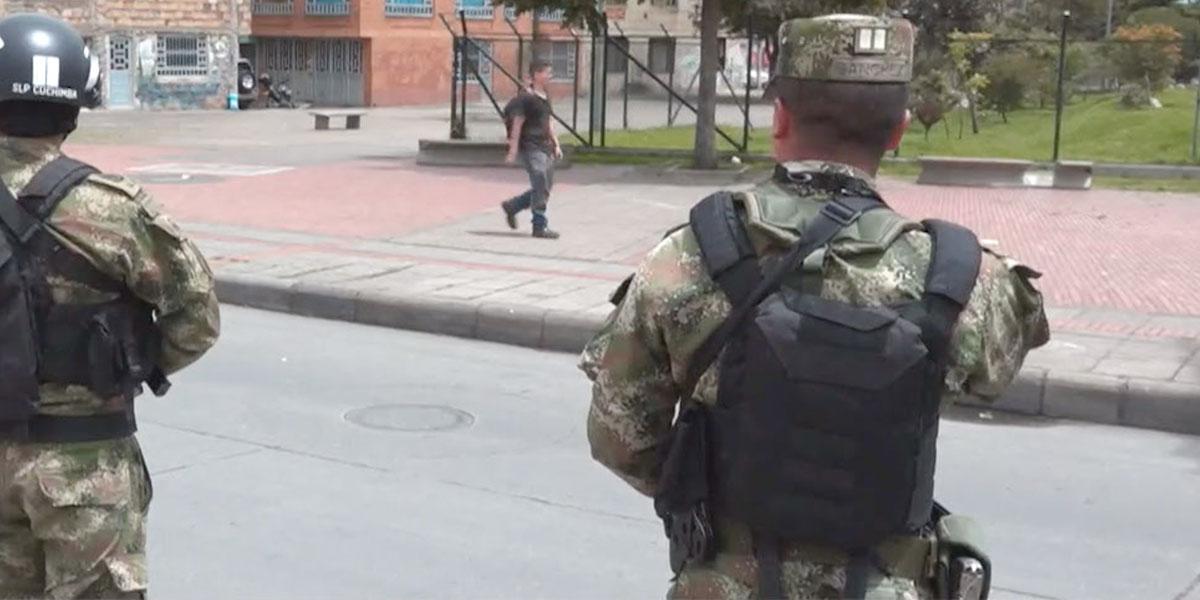 Defensoría denuncia que hay reclutamiento forzado ahora también en Fontibón y Engativá