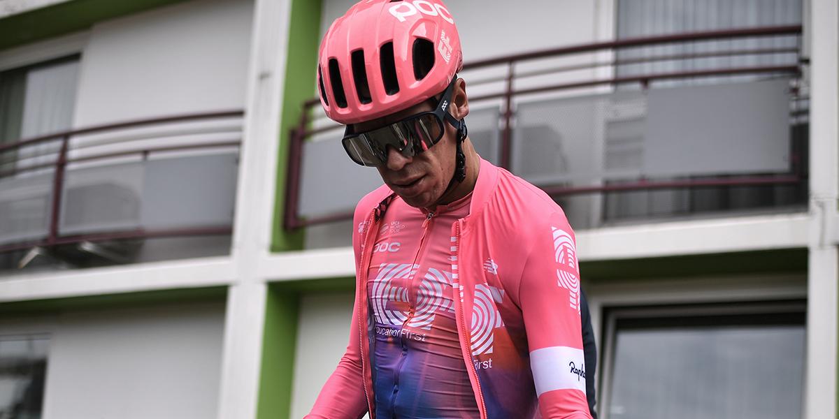 'Rigo' será intervenido este viernes tras caída en la Vuelta a España