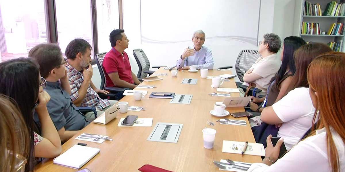 Los exjefes paramilitares que se sentaron con la Comisión de la Verdad