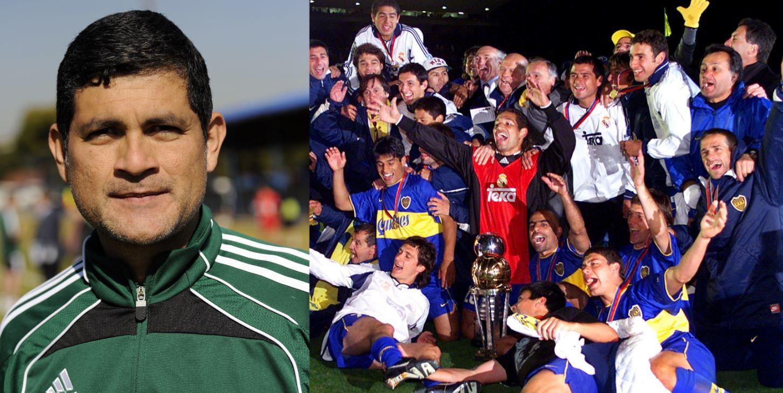 """Exjugador de Boca Jrs: """"Óscar Julián Ruíz era uno más de nosotros"""""""