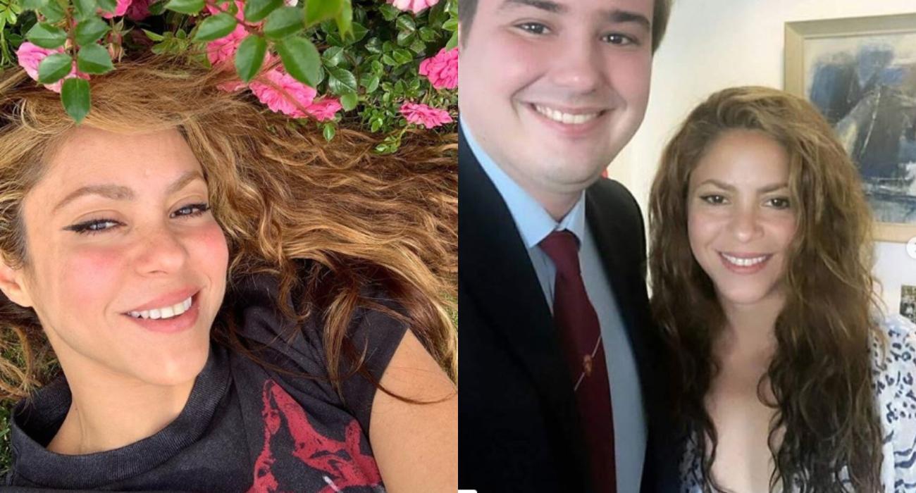 Lluvia de críticas a Shakira por usar un particular vestido