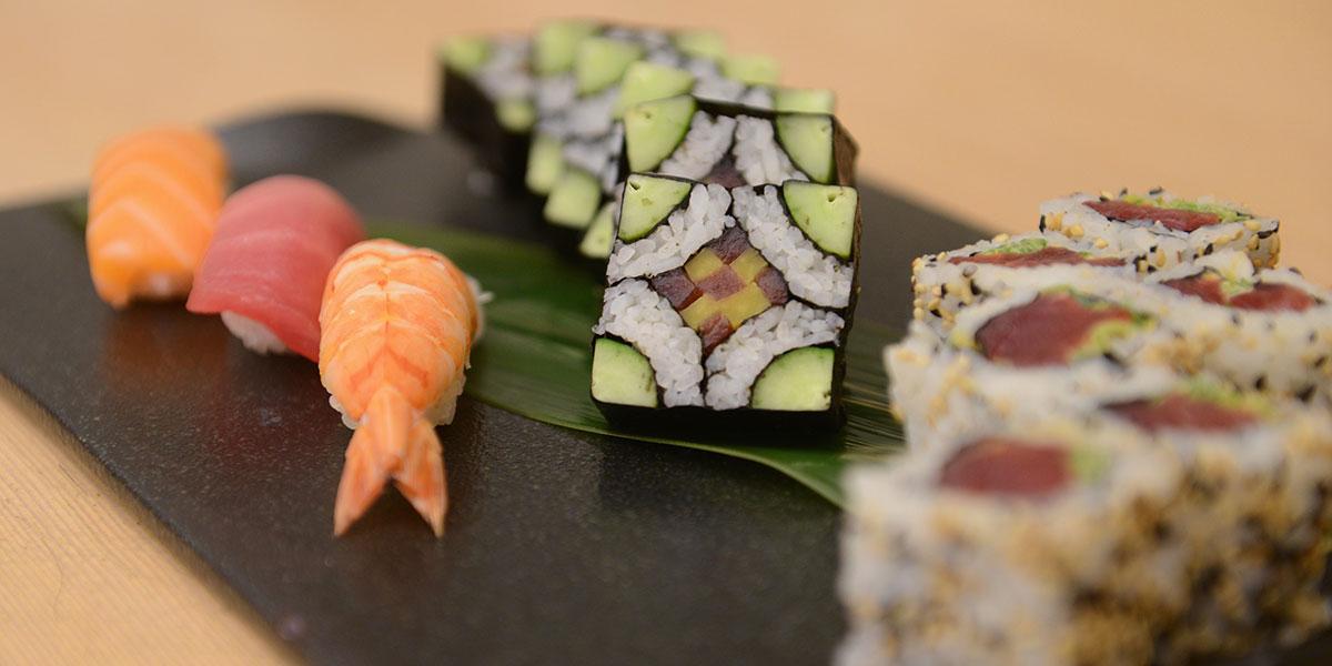 Colombia se prepara para vender en una semana, un millón de rollos de sushi