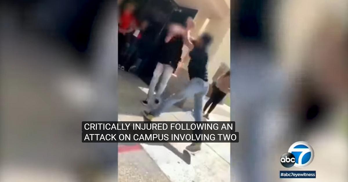 (Video) Niño de 13 años murió tras golpiza de sus compañeros del colegio