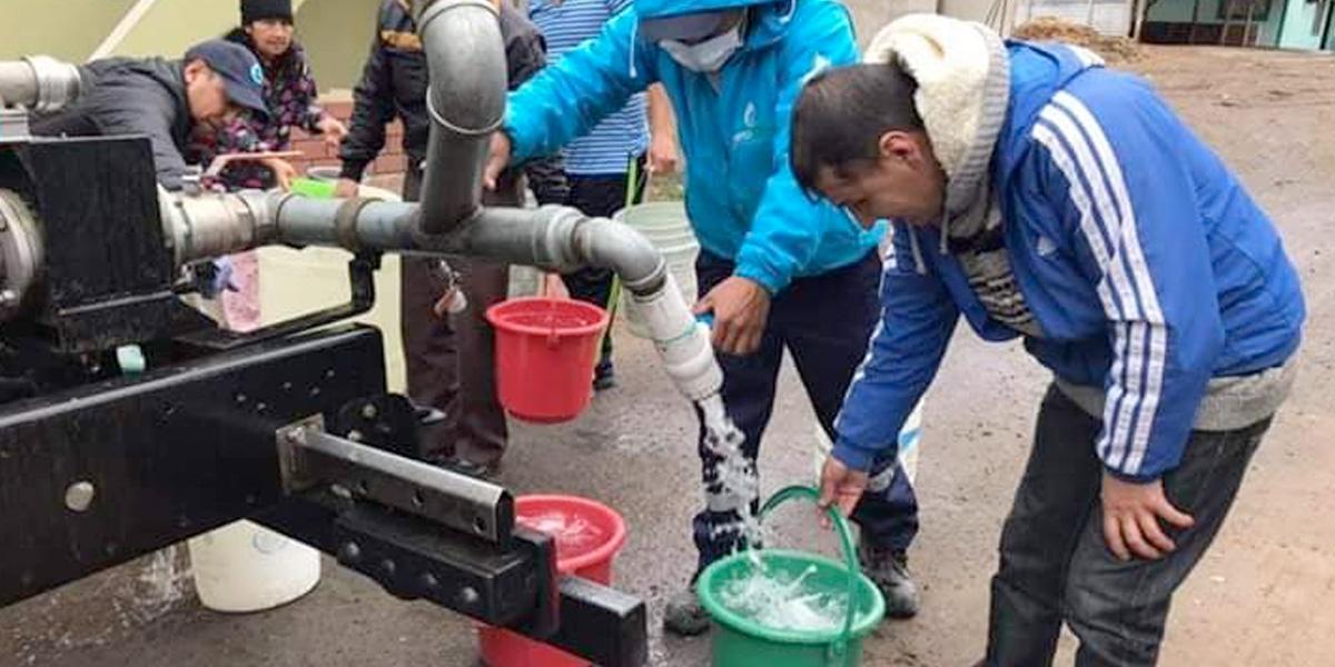 Por falta del servicio de agua, declaran emergencia sanitaria en Ipiales, Nariño
